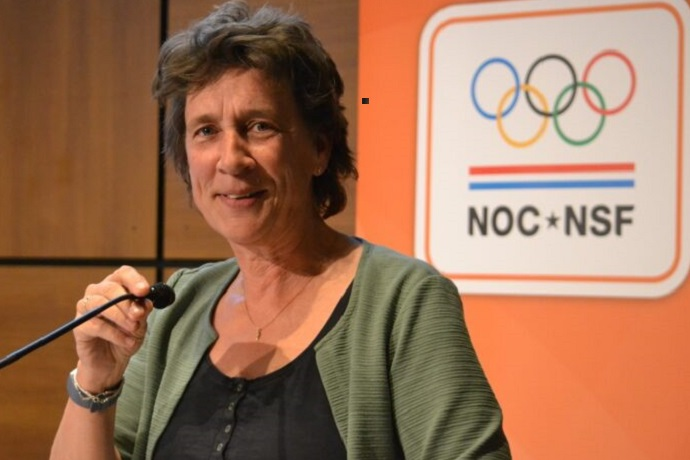 Voorzitter NOC*NSF Anneke van Zanen-Nieberg ziet kansen voor (sport)verenigingen